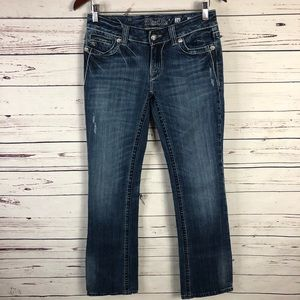 Miss Me jeans boot size 28 pants